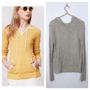Sparrow Knit Hoodie Sweater